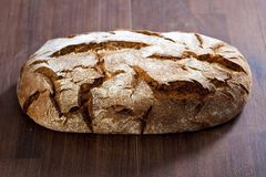 Warm rye bread Royalty Free Stock Image