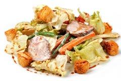 Warm salad Royalty Free Stock Photos