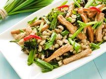 Warm salad Stock Images