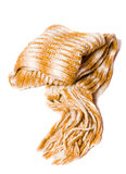 Warm Scarf Royalty Free Stock Image