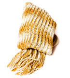 Warm Scarf Stock Image