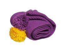 Warm scarf Royalty Free Stock Photo