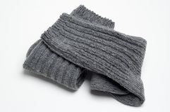 Warm socks Stock Image