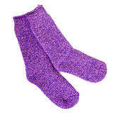Warm Socks Royalty Free Stock Photo