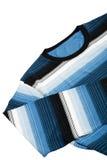 Warm striped sweater Stock Photos