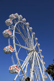 Warm summer day at the carnival. Day light Stock Images
