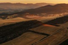 Warm sunrise Royalty Free Stock Images