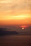 Warm Sunset Stock Photos