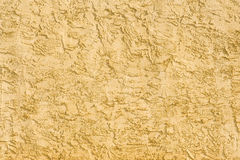 Warm Tone Stucco Wall Background Royalty Free Stock Photos
