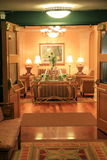 Warm and welcoming entrance to foyer,Holiday Inn,Saratoga Springs,New York,2016 Royalty Free Stock Photos