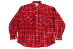 Warm winter shirt Stock Photo
