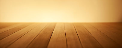 Warm Wood Background Banner Stock Photos