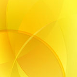 Warm yellow background. Abstract warm yellow colored background Royalty Free Stock Images