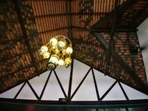 Warme Beleuchtung Lizenzfreies Stockfoto