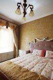 Warme Betten Lizenzfreie Stockbilder