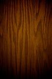 Warme Bruine Houten Textuur Stock Afbeelding