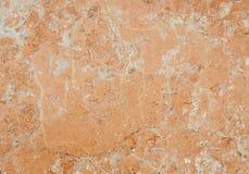 Warme gekleurde marmeren textuur Royalty-vrije Stock Foto