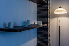 Warme gemütliche Lampe lizenzfreie stockfotografie