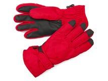 Warme handschoenen Royalty-vrije Stock Afbeelding