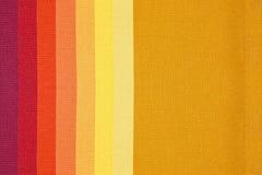 Warme kleurenplukker Stock Afbeelding