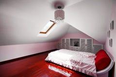Warme ruimte royalty-vrije stock fotografie