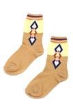 Warme Socke Lizenzfreie Stockfotos