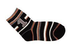 Warme Socke Lizenzfreies Stockfoto