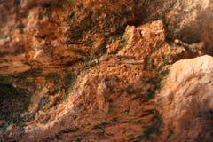 Warme steen scape Royalty-vrije Stock Afbeeldingen