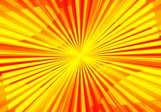 Warmer Hintergrund vektor abbildung