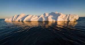 Warmes Eis. Stockbilder