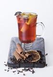 Warming tea Royalty Free Stock Photos