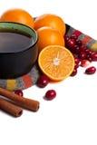 Warming tea Royalty Free Stock Photo