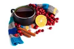 Warming tea Stock Photo