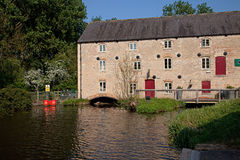 Warmington Mill Stock Images