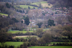 Warminster Minster Royalty Free Stock Photography