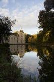 Warmonthuis dichtbij Warmond Royalty-vrije Stock Foto's