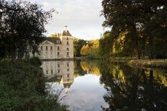 Warmonthuis dichtbij Warmond Royalty-vrije Stock Fotografie