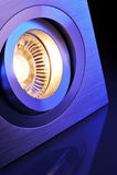 Warmwhite COB-LED Foto de archivo libre de regalías