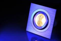 Warmwhite COB-LED Royalty Free Stock Image