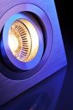 Warmwhite COB-LED Royalty Free Stock Photo