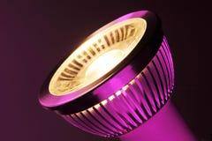 Warmwhite COB-LED Royalty Free Stock Photos