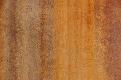 Warn tone metallic grunge rusted textured background Royalty Free Stock Photo