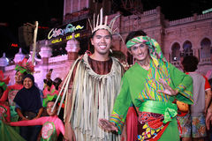 Warna Malesia 2016 di Citra immagine stock libera da diritti