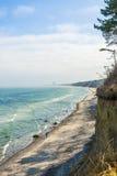 Warnemünde beach, Mecklenburg-Vorpommern Stock Photos