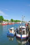 Warnemuende, mer baltique, Allemagne Images libres de droits