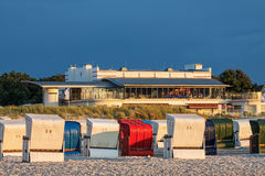Warnemuende Stock Photography