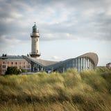 Warnemunde-Leuchtturm Lizenzfreies Stockbild