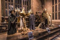 Warner Bros. Studios, Leavesden - UK. Film set of Harry Potter film series. Warner Bros. Studios, Leavesden - Studio Tour - England (UK Stock Photo