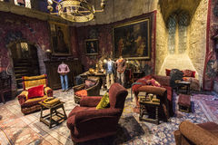 Warner Bros. Studios, Leavesden - UK. Film set of Harry Potter film series. Warner Bros. Studios, Leavesden - Studio Tour - England (UK Stock Photography