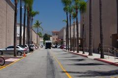 Warner Brothers Studios in Burbank Stockbilder
